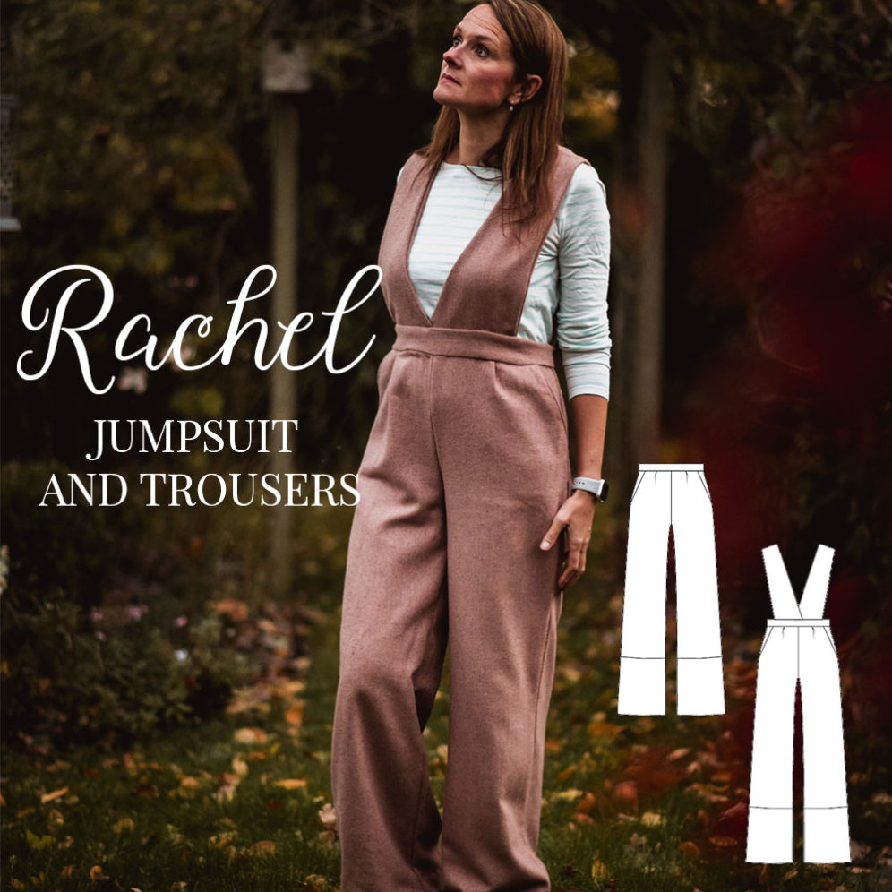 Rachel Jumpsuit and Trousers