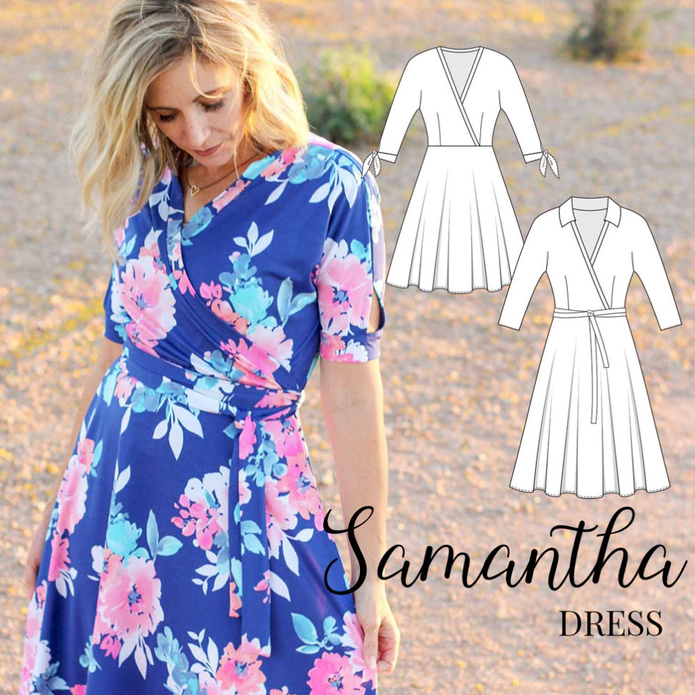 Samantha Dress Sewing Pattern
