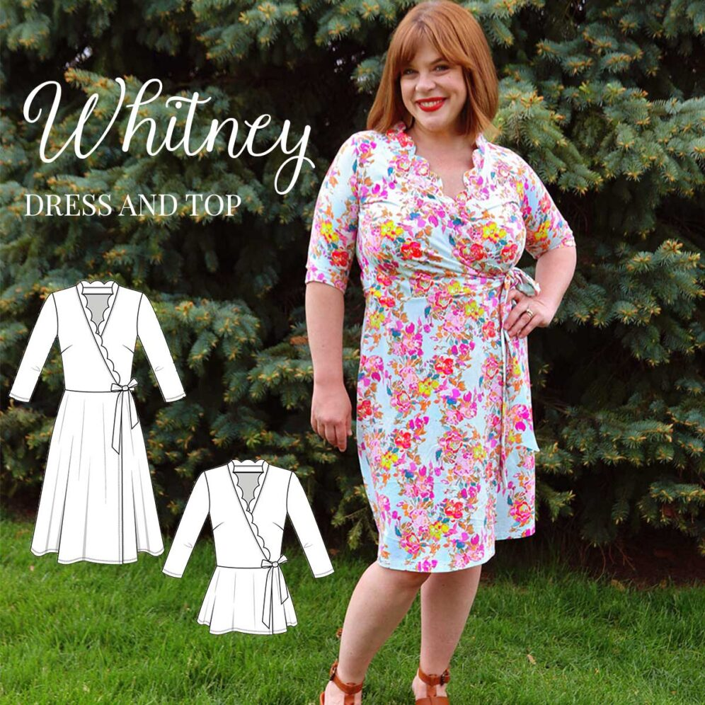 Whitney dress and top